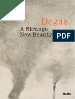 Degas Strange New Beauty