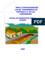 Plan de Contingencia Gas Natural