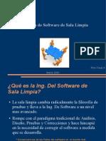 Ingenieria de Software de Sala Limpia