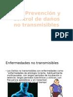 ESN Prevención y Control de Daños No Transmisibles