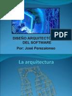 Diseño Arquitectónico del Software