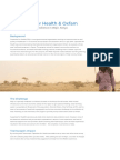 Teamscope Case Study - Capacities for Health & Oxfam