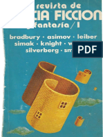 La Revista de Ciencia Ficcion y Fantasia