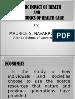 Navarro EconomicsofHealth