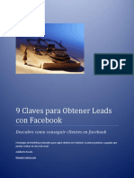9 Claves Para Conseguir Leads Con Facebook