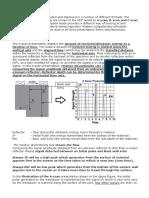 UT Data Presentation