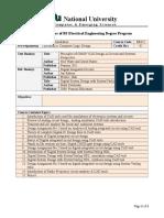 Course Outline_CAD & Simulation