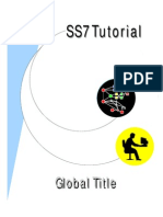 SS7 Tutoriel - Global Title