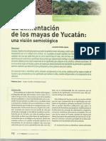 Cuadernos de Nutrición. v.39, no.4, 05-La Alimentación de Los Mayos de Yucatán