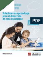 Catalogo LEGOEducation 2016