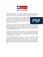 FMTI Company Profile