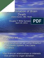 Advanced Clinical Track Declaration Brain
