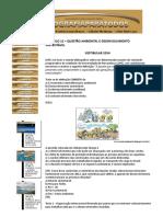 Desenvolvimento Sustentável - 64 Questões