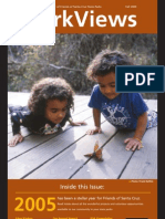 Fall 2005 Park Views Newsletter ~ Friends of Santa Cruz State Parks