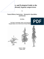 Life History and Ecological Guide to the Coast Redwood
