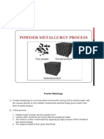 4. Powder Metallurgy