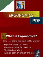 ErgonomicsR
