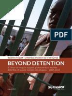 Beyond Detention - Baseline Report