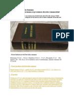 Resumen de Derecho Romano2
