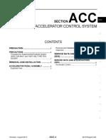 Acc Accelerator Control System