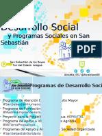 Proyectos Sociales Alcaldía de San Sabastian Aragua