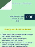 IDDP-0809 Seminar Energy Efficiency