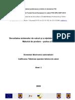 Mihai Mojzi - Securitatea Sistemelor de Calcul Si a Retelelor de Calculatoare - Partea a II-a