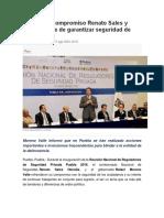 17-08-2016 SDPNoticias - Refrendan Compromiso Renato Sales y Moreno Valle de Garantizar Seguridad de Poblanos