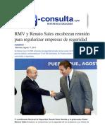 17-08-2016 E-Consulta - RMV y Renato Sales Encabezan Reunión Para Regularizar Empresas de Seguridad