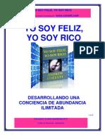 YO SOY FELIZ YO SOY RICO