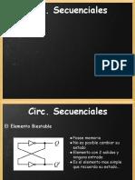 Circ Secuenciales