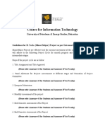 CIT ProjectGuidelines V1