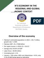 Pakistan's Economy Issues