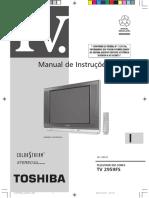 Manual TV 135550