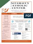 UCC Bulletin 8-21-2016