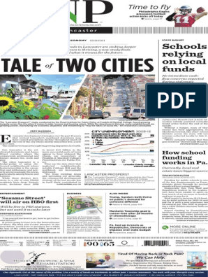 A Tale of Two Cities | Annual Percentage Rate | Credit (Finance)