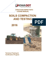 Soils Compaction and Testing