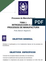 Tema 1.Introducción a Los Procesos de Manufactura _ Presentación