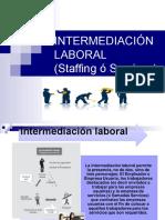 Intermediacion Laboral  peru