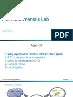 ACI Lab Presentation