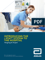 I-STAT Hospital Navigator Brochure