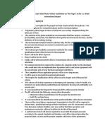 Govt BDA Airport Solar PV Utility RFP Key Project Information