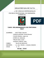 CASO LANZAMIENTO DE PINTURAS FAST.docx