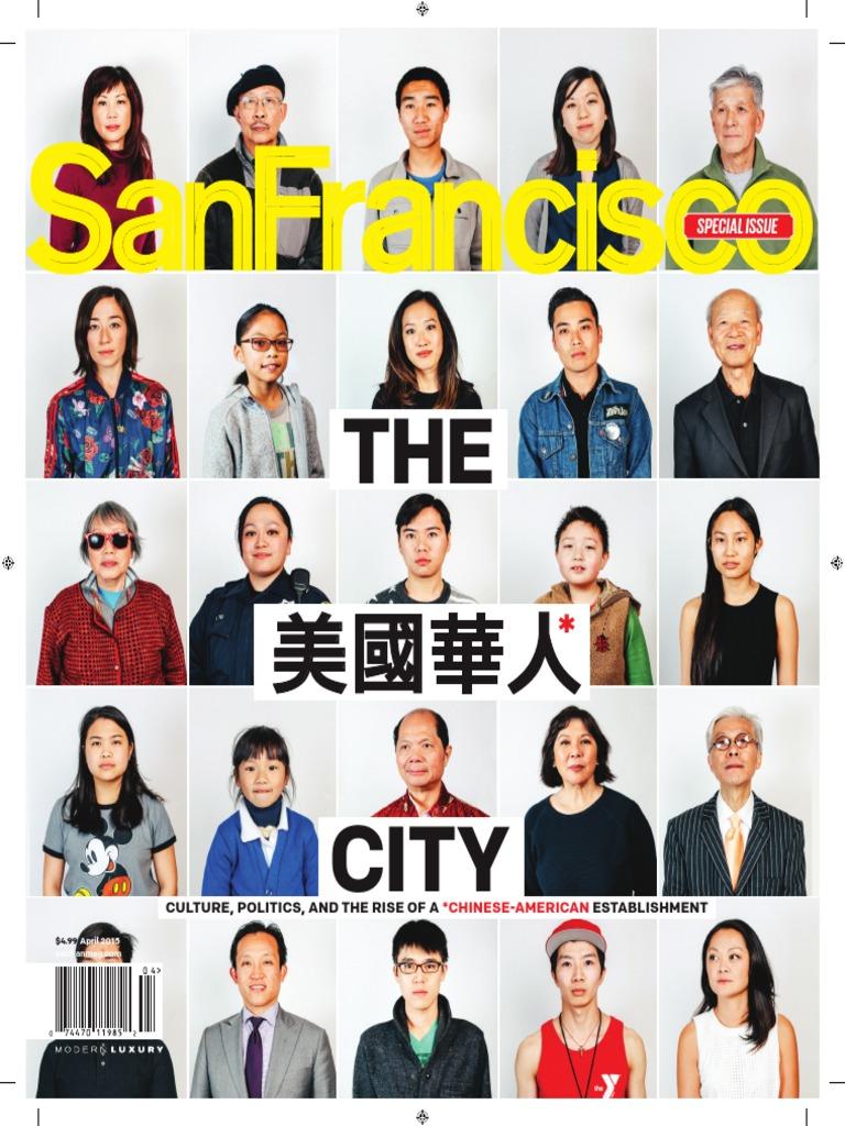 April 2015 pdf | Chinese Americans | San Francisco