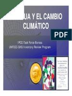 Clase 2 Agua y Cambio Climatico