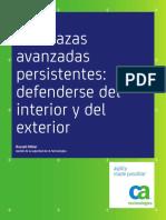 CA Advanced Persistent Threats Wp Esn
