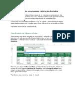 Validação de Dados_exemplo 2