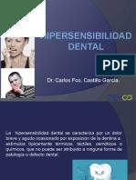 Hipersensibilidad Dental Carlos Castillo