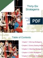 36 strategems