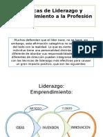 Liderazgo - Expo TUTORIAS